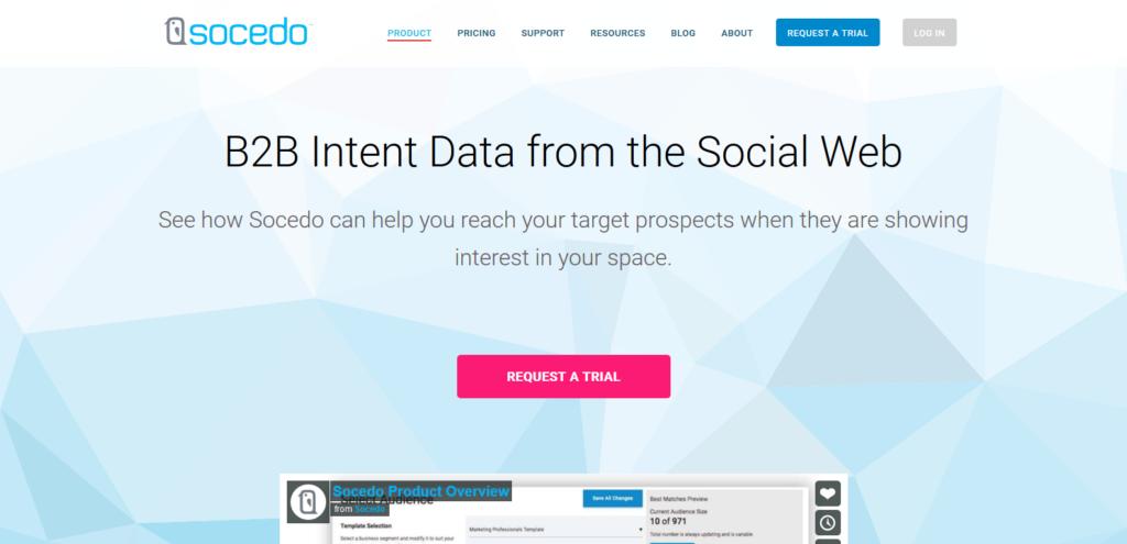 socedo social media tools