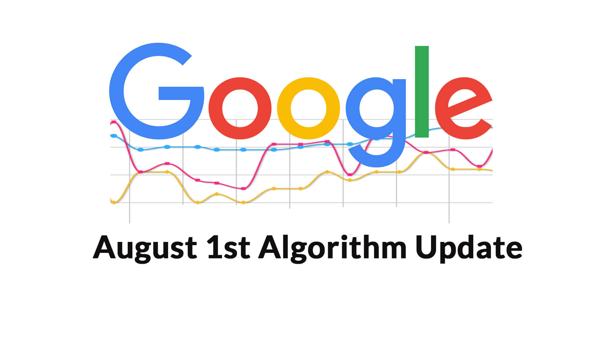 Google Confirm August 1st Algorithm Update